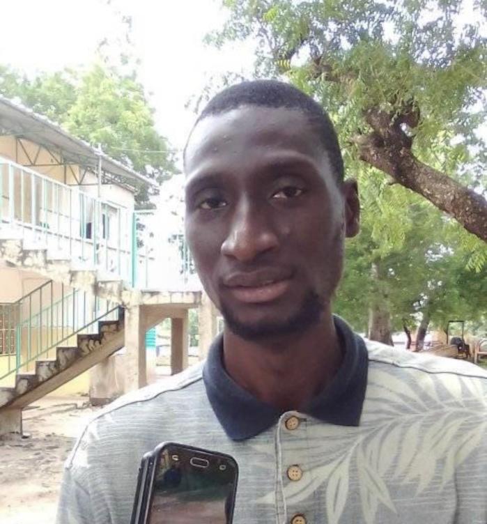 Ibrahima Khalil Sabaly, chef de la mission de suivi de la zone sud à la direction de l'agriculture (maer) : « Nous sommes à Kolda…mission de suivi  de la campagne agricole… il y a même des producteurs qui commencent à récolter ».