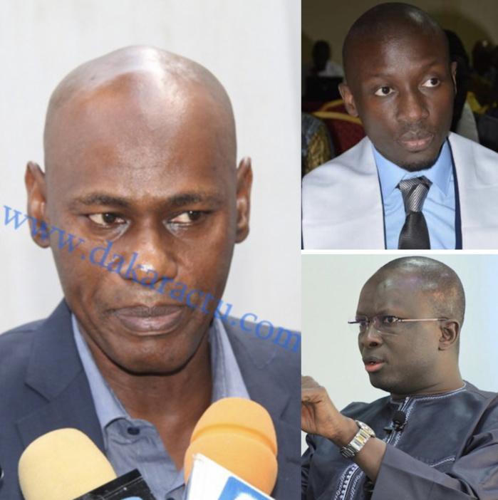 Propos de Youssou Touré à l'endroit de certains alliés de Macky Sall/  : «Nous ne sommes pas moins méritant que lui» (Babacar Ndiaye, directeur de la Communication de Ldr/Yessal)