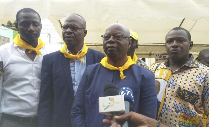 Dakar : L'appel de la communauté guinéenne au vote favorable à la nouvelle constitution