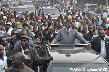 Abdoulaye Wade veut organiser l'alternance générationnelle