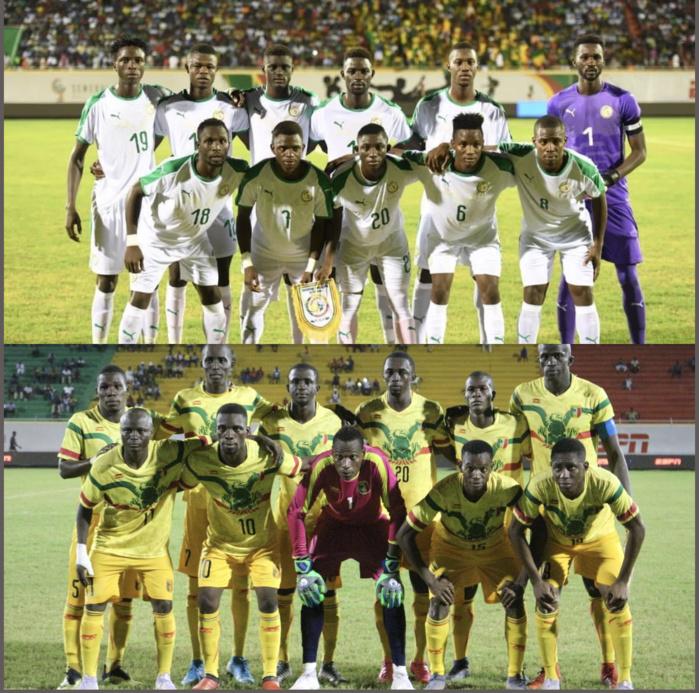 Tournoi UFOA 2019 : Derby explosif entre le Sénégal et le Mali en demi-finale