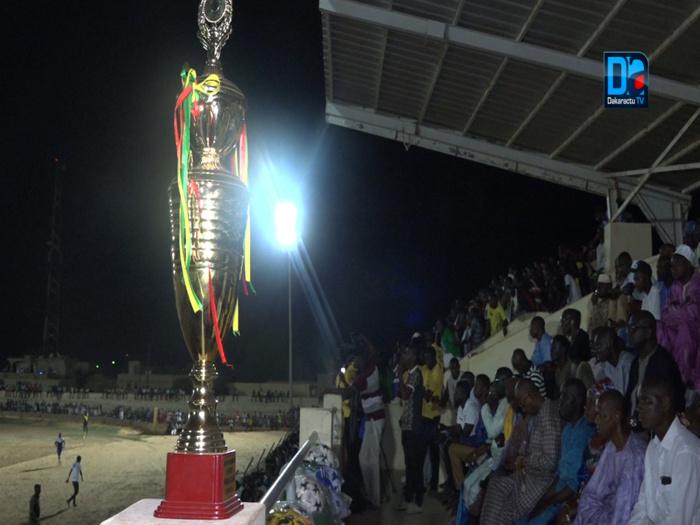Podor/Finale départementale ONCAV : Le parrain Mamadou Racine Sy finance et équipe les finalistes