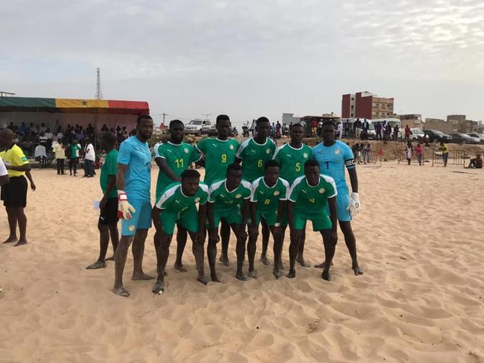 Jeux mondiaux Beach Soccer : Les « Lions » en partance pour le Qatar