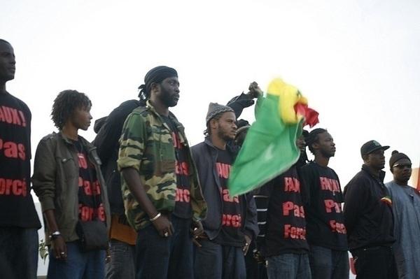 Le mouvement «Y en a marre» en a marre de la récupération politique