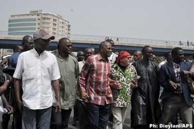Petites misères de l'opposition Sénégalaise