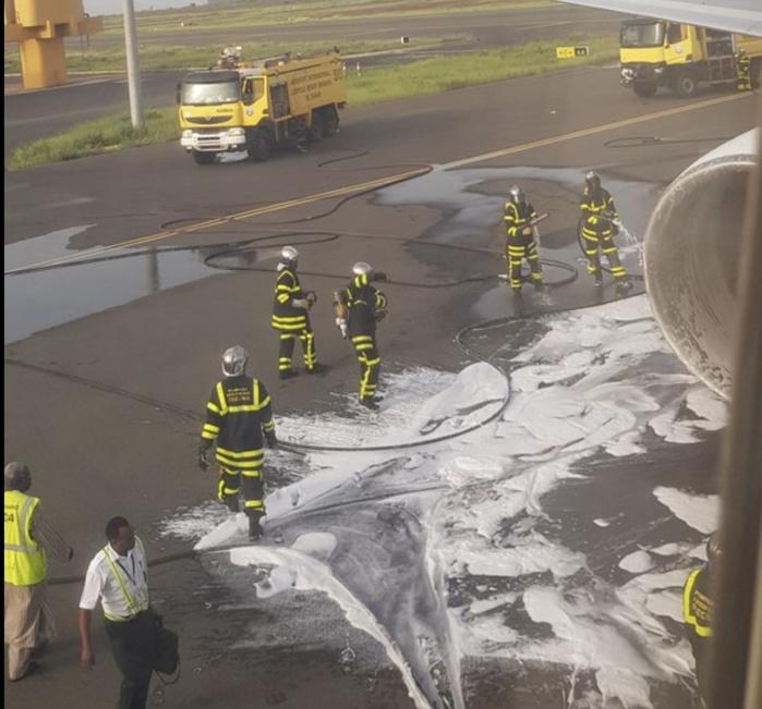 Derniere minute : Crash évité d'un avion d'Ethiopian Airlines en provenance de l'AIBD pour Bamako.