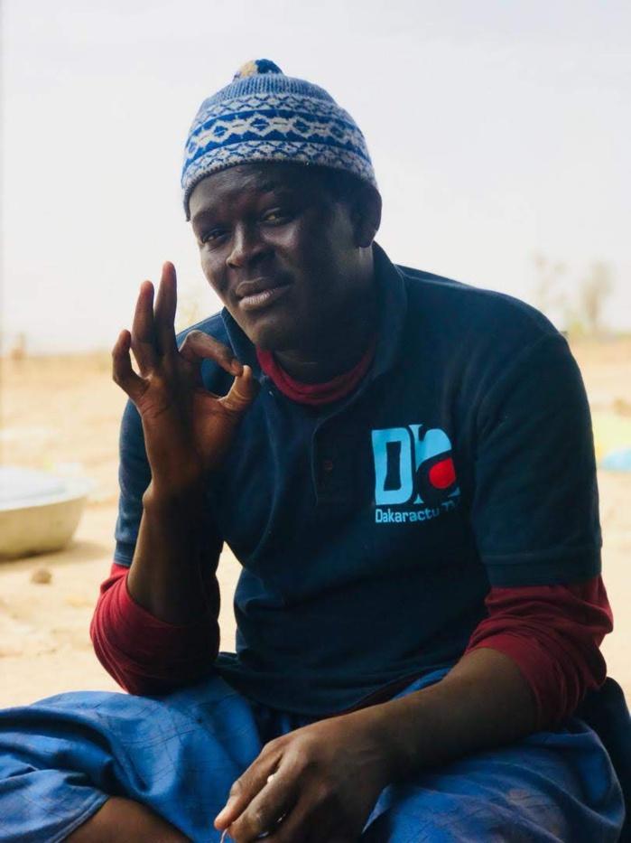 Focus sur Bamba Kara, vendeur de Café Touba et ambassadeur de Dakaractu...