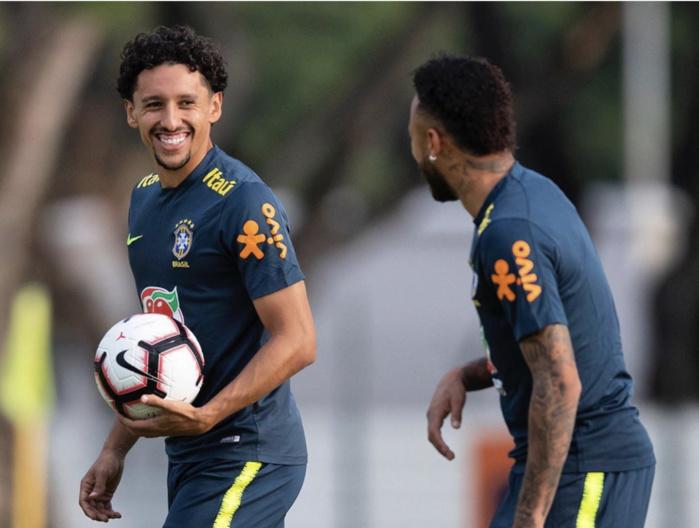Marquinhos sur Brésil – Sénégal : « Une très bonne équipe, difficile à jouer… »