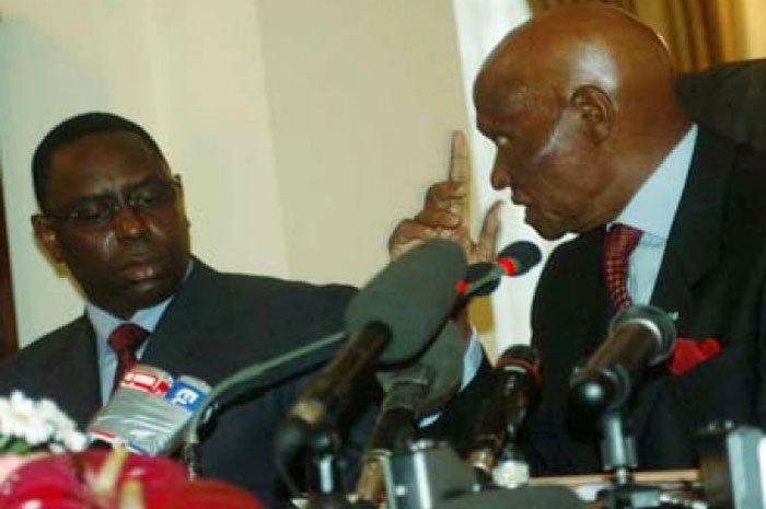 Monsieur Macky SALL et Maître Abdoulaye Wade: blanc bonnet et bonnet blanc