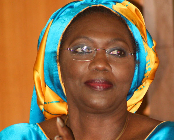 Aminata Tall «présente» dans la campagne de Wade