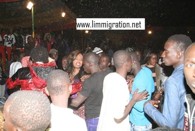Les images inédites de la bagarre entre Mbathio Ndiaye et une autre danseuse !