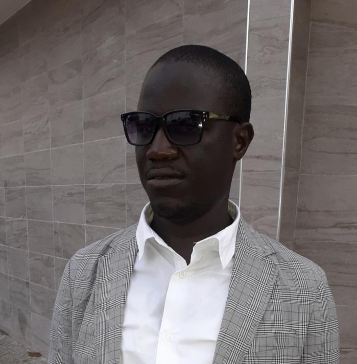 Journée Mondiale de la vue : Cheikhou Kouta dénonce le manque de considération à l'endroit des non-voyants.