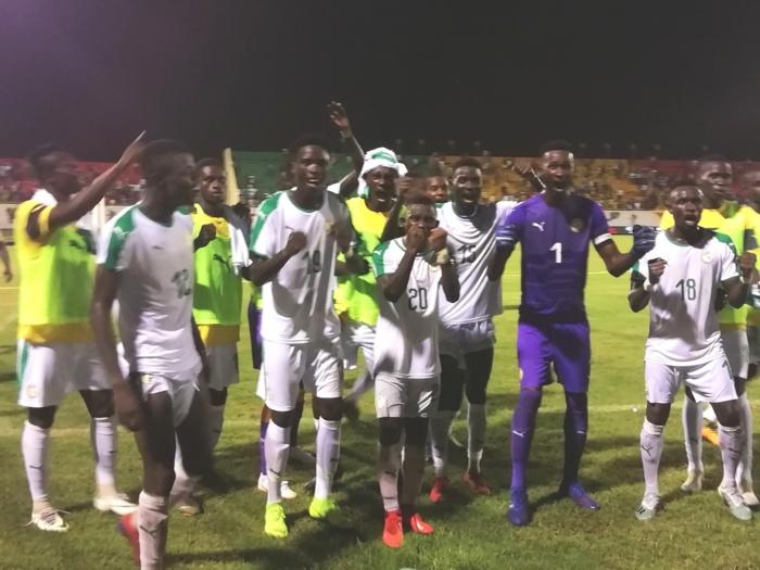 """Tournoi UFOA 2019 : Les """"Lions"""" rejoignent le Ghana en finale (Sénégal 2-0 Mali)"""