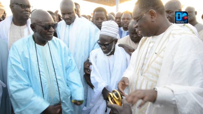 VISITE PRÉ-MAGAL / Le Président Macky Sall fera un tour au niveau de l'université Cheikhoul Khadim avant de...
