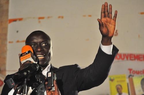 Dernière minute: Idrissa Seck chez la famille de Mamadou Diop à Mbour