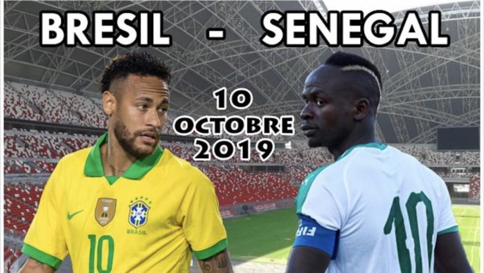 Brésil – Sénégal en amical : Un trio arbitral singapourien au sifflet