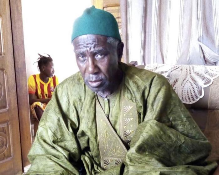 AVIS DE DISPARITION : Mamadou Moustapha Guèye a disparu.