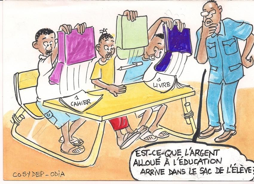 Sédhiou : visites d'échanges des inspections sur la gouvernance scolaire
