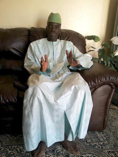 Appel au boycott de la visite du candidat sortant Abdoulaye Wade le mardi 14 février 2012 à Touba Belel (Serigne Modou Mbacké Sidy Abdou Lahad)