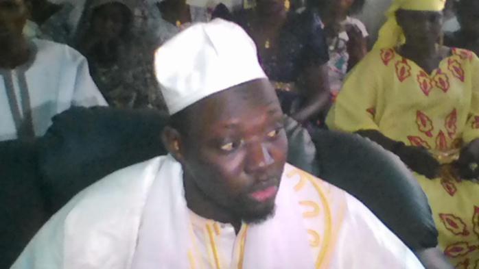 """Serigne Modou Bousso Dieng : """"Ceux qui pensent que le Président Macky s'est réconcilié avec Touba se trompent!"""""""