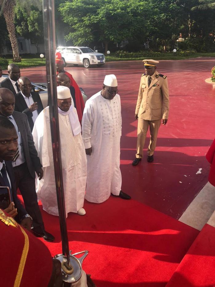 «Ma visite auprès de Macky Sall ne changera rien…» (Abdoulaye Wade, Pds)