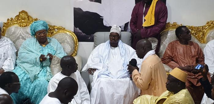 LE PARTI SOCIALISTE À TOUBA / Ousmane Tanor Dieng, l'absent le plus présent... Les miracles de Massalikoul Jinaan hautement salués...