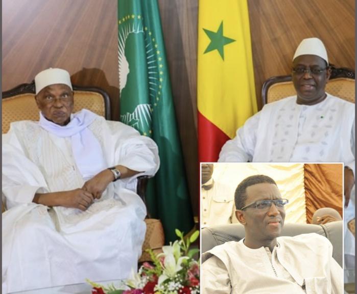 Rencontre Wade / Macky : Amadou Ba s'en réjouit et salue l'esprit d'ouverture et la sagesse des deux hommes.