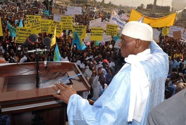 Kolda : Abdoulaye Wade annonce le plan DDP pour le retour définitif de la paix en Casamance