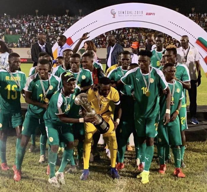 UFOA : Le Sénégal remporte le tournoi des 16 Nations en dominant le Ghana aux tirs au but  (1-1, 3-1 aux t.a.b.)