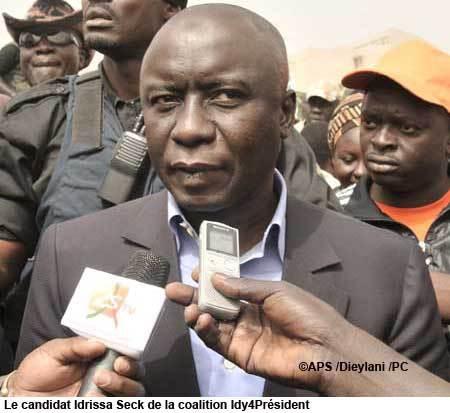 """Idrissa Seck à Pikine pour """"écouter les populations"""""""