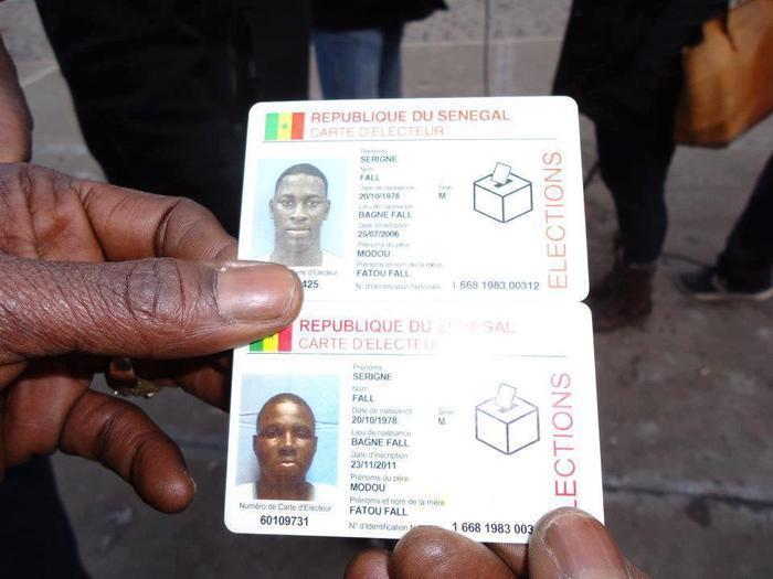 Cheikh Guèye, voici la preuve que votre fichier n'est pas si fiable que vous le clamez...
