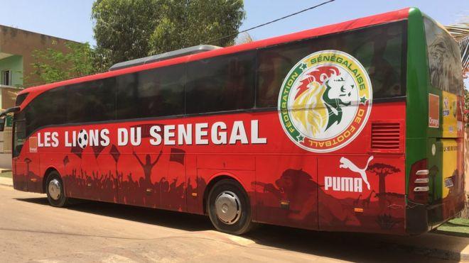 Me Augustin Senghor, président de la FSF : « Le bus de l'équipe nationale A est là depuis 15 ans… Nous avons acquis un nouveau bus de 50 places »