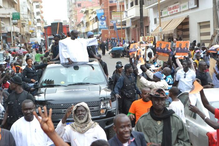 Makha Cissé limogé  pour avoir permis à Idrissa Seck d'entrer dans le marché aux poissons