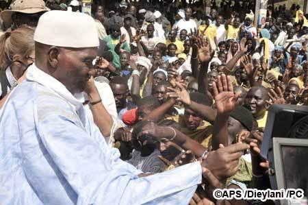 """Kédougou est ''le futur centre industriel du Sénégal"""", selon Wade"""