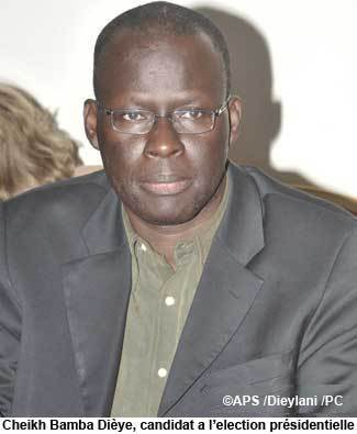 Cheikh Bamba Dièye appelle de nouveau les religieux à faire entendre raison à Wade