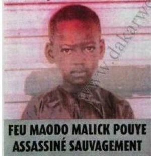 """Meurtre de Maodo Pouye: un """"ami"""" du gardien fait des révélations troublantes."""