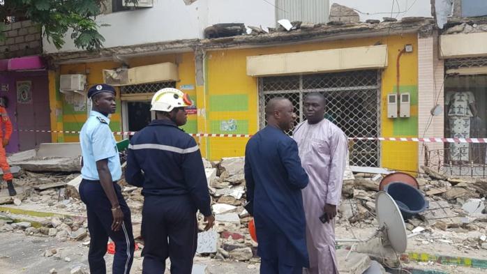 Médina : Un balcon s'effondre et fait 1 mort et 3 blessés.