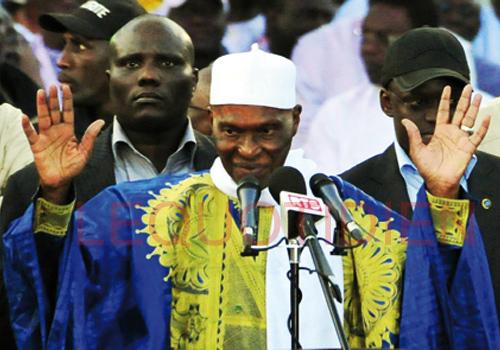 """""""Dégage... Je ne veux plus te voir"""" (Abdoulaye Wade à un journaliste de Saint-Louis Tv)"""