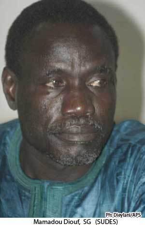 Le syndicaliste Mamadou Diouf déplore le manque de proposition concrète des candidats sur l'éducation