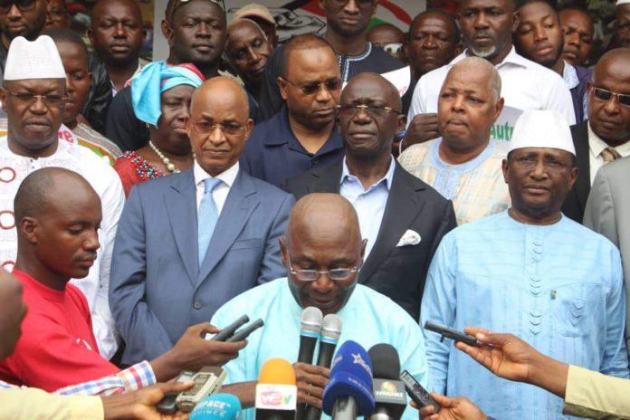 Guinée Conakry : Six membres du FNDC inculpés, l'opposition appelle à poursuivre les manifestations.