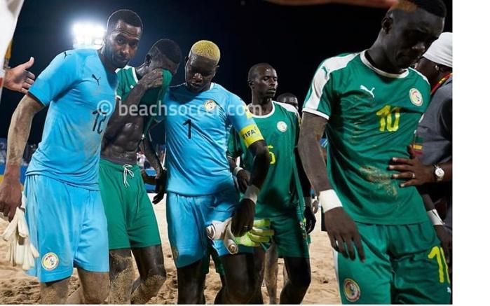 Jeux mondiaux de Beach soccer (Qatar) : Le Sénégal éliminé après deux victoires et une défaite