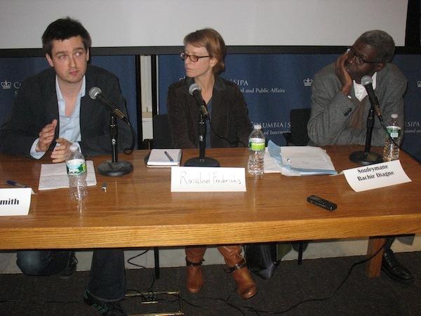 Le Sénégal au centre des débats à Colombia University of New York