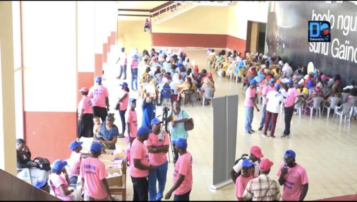 Octobre rose / Lutte contre le cancer : 1000 femmes dépistées à Podor et Dagana par la Lisca et Dp World.