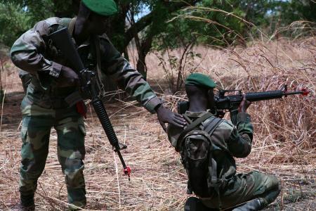 Casamance: Trois militaires commandos tués