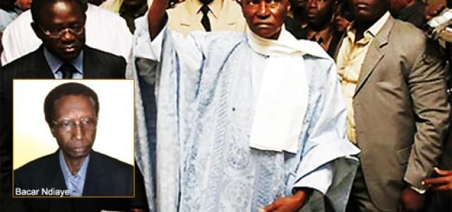 """Bakar Ndiaye, expert informaticien sur le fichier électoral: """"Ils ont la police, la Dic, si je mens, qu'on me f... en prison""""."""