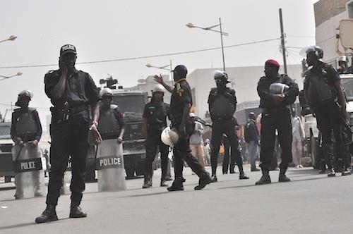 Place de l'Obélisque: La police fait avorter l'opération «Fanaan»
