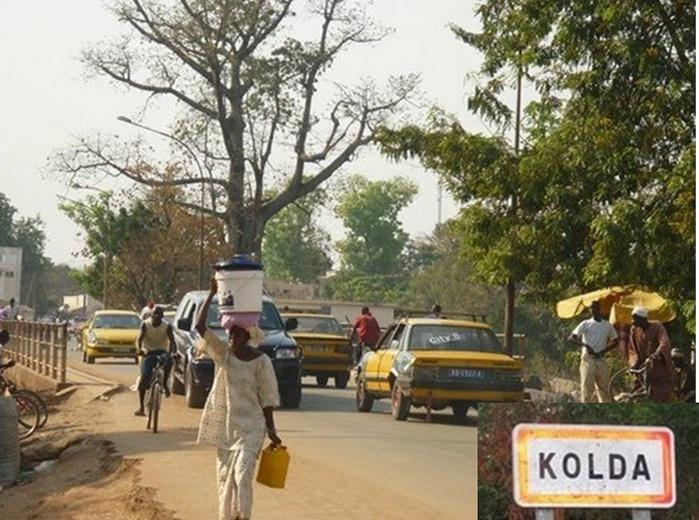 EFFETS DU MAGAL TOUBA À KOLDA : Activités économiques au ralenti, manque de véhicules de transport, rues désertes…