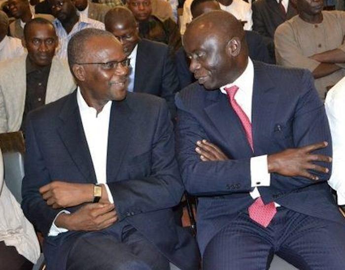 Dernière minute: Ousmane Tanor Dieng et Idrissa Seck ont rebroussé chemin...