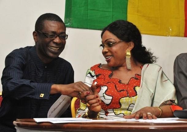Dernière minute: Youssou Ndour et Diouma Dieng Diakhaté viennent d'être chassés de la Place de l'Indépendance