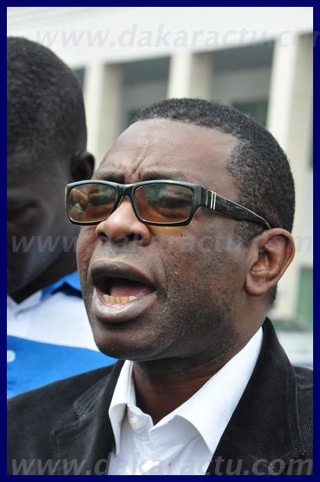 Regardez les images de Youssou Ndour à la Place de l'Indépendance (PHOTOS)